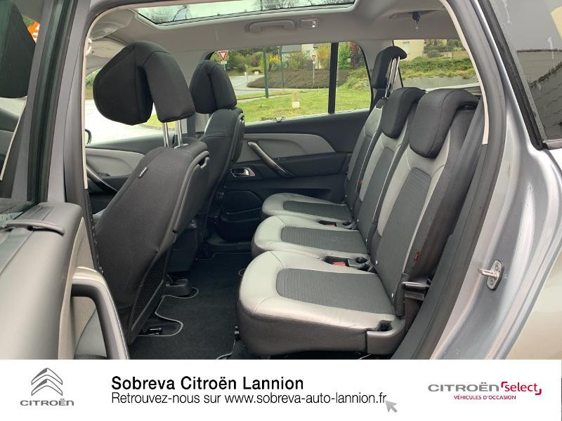 Photo 10 de l'offre de CITROEN Grand C4 SpaceTourer BlueHDi 130ch S&S Shine Pack EAT8 E6.d à 29900€ chez Sobreva - Citroën Lannion