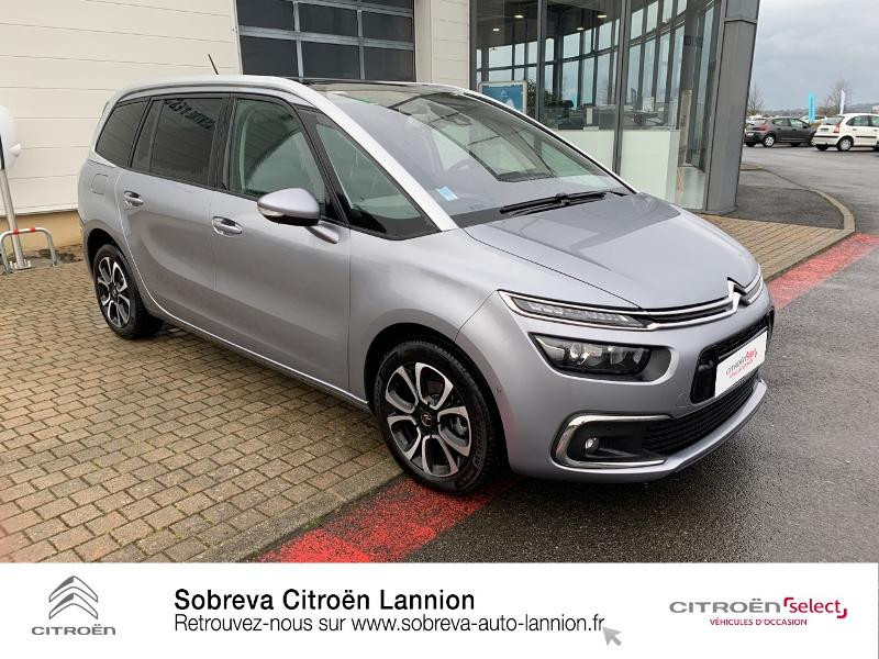 Photo 3 de l'offre de CITROEN Grand C4 SpaceTourer BlueHDi 130ch S&S Shine Pack EAT8 E6.d à 29900€ chez Sobreva - Citroën Lannion