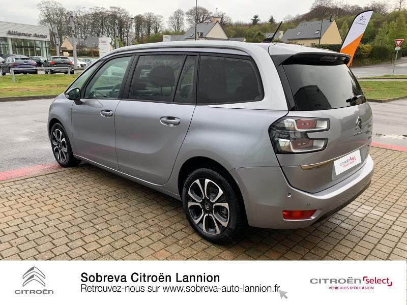 Photo 7 de l'offre de CITROEN Grand C4 SpaceTourer BlueHDi 130ch S&S Shine Pack EAT8 E6.d à 29900€ chez Sobreva - Citroën Lannion