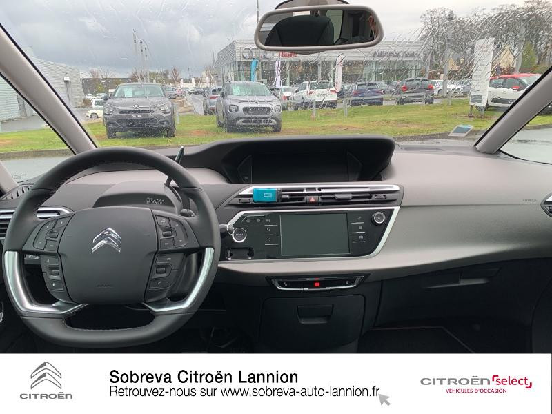 Photo 8 de l'offre de CITROEN Grand C4 SpaceTourer BlueHDi 130ch S&S Shine Pack EAT8 E6.d à 29900€ chez Sobreva - Citroën Lannion