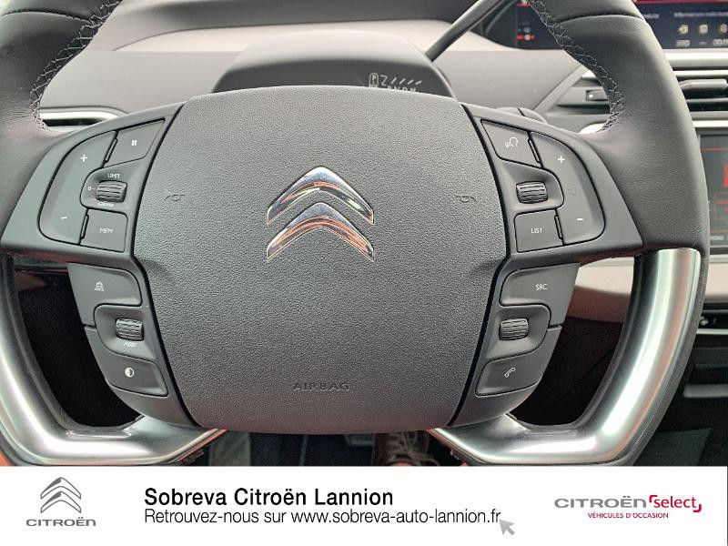 Photo 16 de l'offre de CITROEN Grand C4 SpaceTourer BlueHDi 130ch S&S Shine Pack EAT8 E6.d à 29900€ chez Sobreva - Citroën Lannion