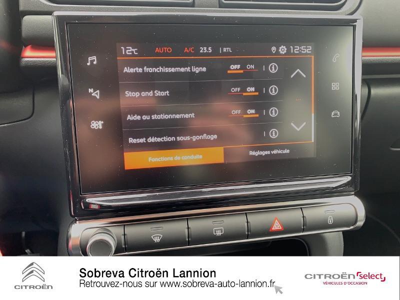 Photo 17 de l'offre de CITROEN C3 1.2 PureTech 83ch S&S C-Series à 17600€ chez Sobreva - Citroën Lannion