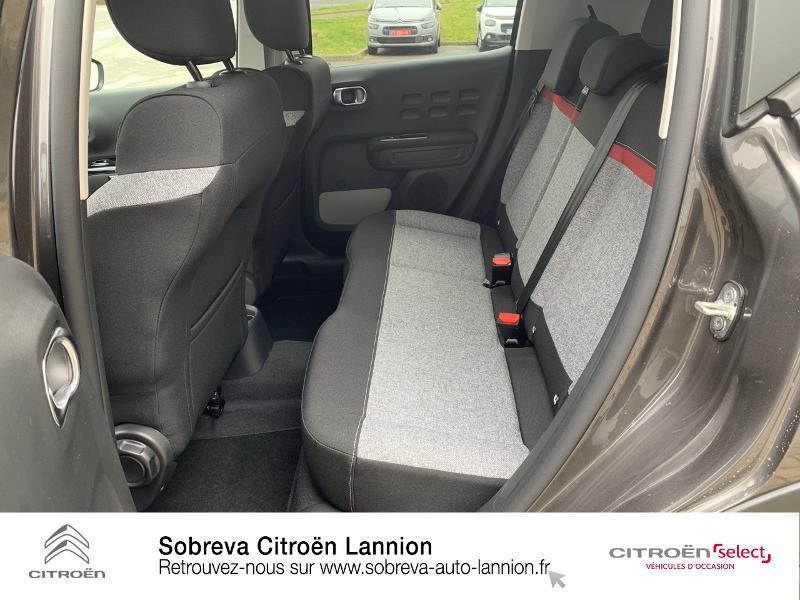 Photo 10 de l'offre de CITROEN C3 1.2 PureTech 83ch S&S C-Series à 17600€ chez Sobreva - Citroën Lannion