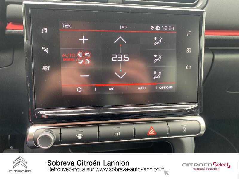 Photo 12 de l'offre de CITROEN C3 1.2 PureTech 83ch S&S C-Series à 17600€ chez Sobreva - Citroën Lannion