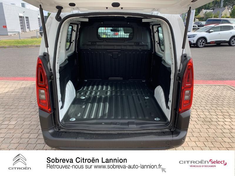 Photo 6 de l'offre de CITROEN Berlingo Van M 650kg BlueHDi 130 S&S Club à 17490€ chez Sobreva - Citroën Lannion