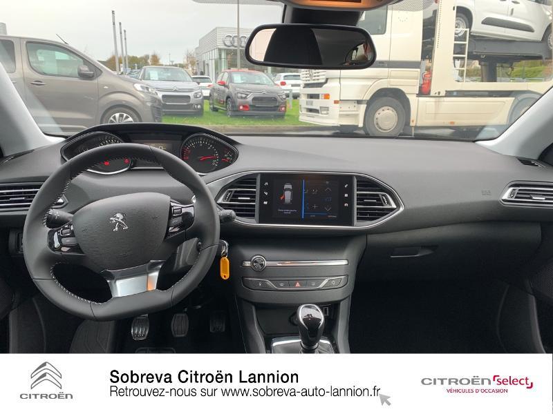 Photo 8 de l'offre de PEUGEOT 308 1.5 BlueHDi 130ch S&S Active à 20990€ chez Sobreva - Citroën Lannion