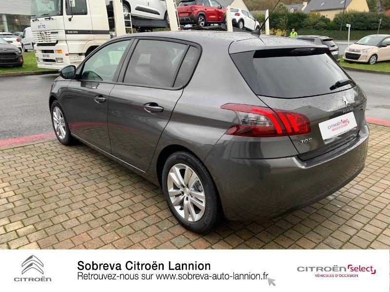 Photo 7 de l'offre de PEUGEOT 308 1.5 BlueHDi 130ch S&S Active à 20990€ chez Sobreva - Citroën Lannion