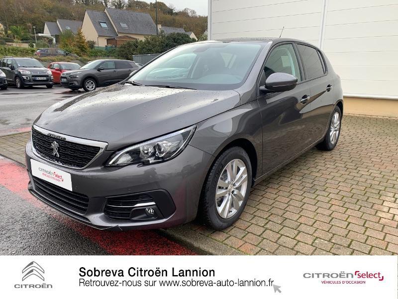 Photo 18 de l'offre de PEUGEOT 308 1.5 BlueHDi 130ch S&S Active à 20990€ chez Sobreva - Citroën Lannion