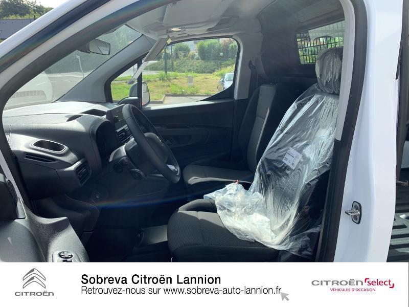 Photo 9 de l'offre de CITROEN Berlingo Van M 650kg BlueHDi 130 S&S Club à 17490€ chez Sobreva - Citroën Lannion