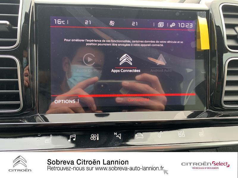 Photo 16 de l'offre de CITROEN C5 Aircross BlueHDi 180ch S&S C-Series EAT8 à 31990€ chez Sobreva - Citroën Lannion