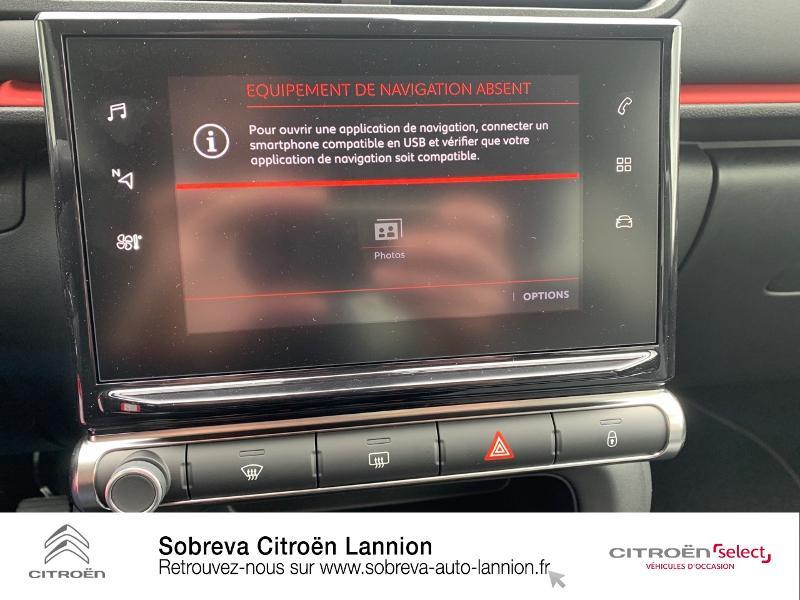 Photo 15 de l'offre de CITROEN C3 1.2 PureTech 83ch S&S C-Series à 17600€ chez Sobreva - Citroën Lannion
