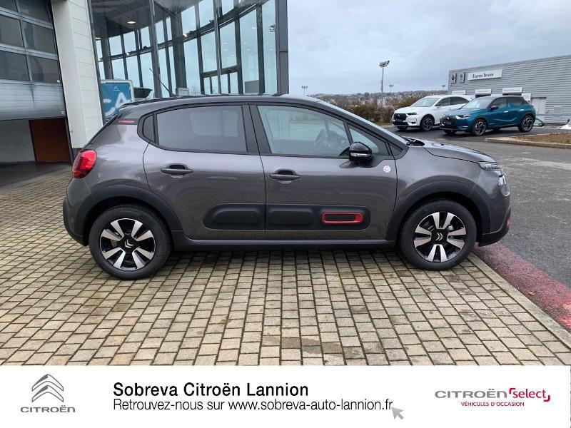 Photo 4 de l'offre de CITROEN C3 1.2 PureTech 83ch S&S C-Series à 17600€ chez Sobreva - Citroën Lannion