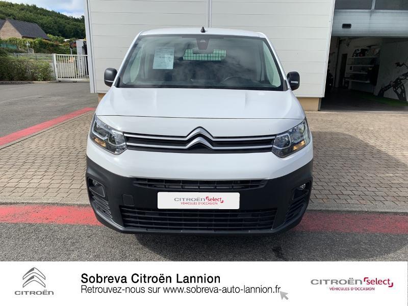 Photo 2 de l'offre de CITROEN Berlingo Van M 650kg BlueHDi 130 S&S Club à 17490€ chez Sobreva - Citroën Lannion