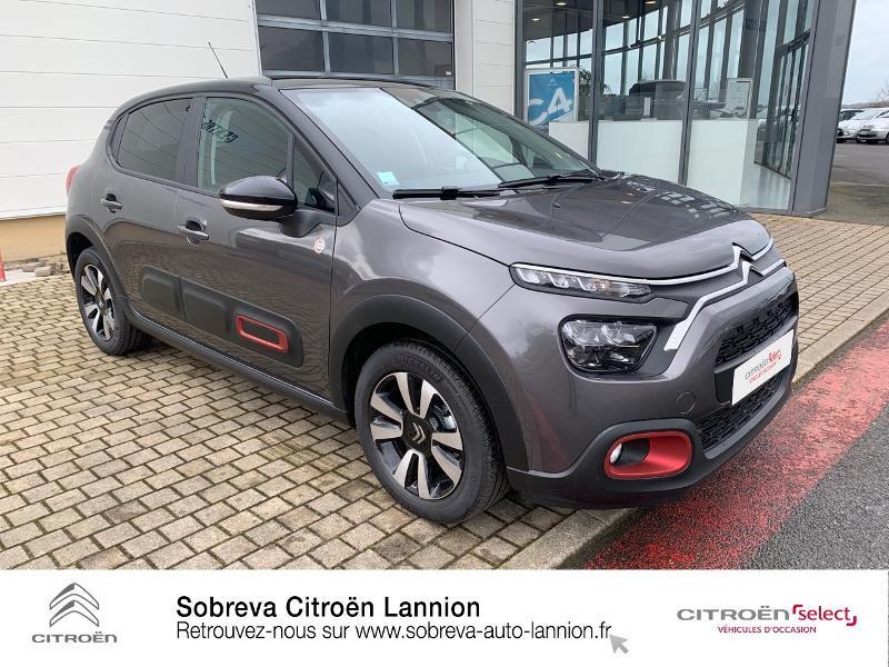Photo 3 de l'offre de CITROEN C3 1.2 PureTech 83ch S&S C-Series à 17600€ chez Sobreva - Citroën Lannion