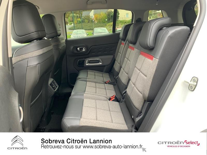 Photo 10 de l'offre de CITROEN C5 Aircross BlueHDi 180ch S&S C-Series EAT8 à 31990€ chez Sobreva - Citroën Lannion