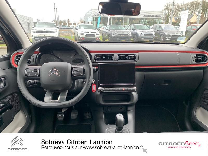 Photo 8 de l'offre de CITROEN C3 1.2 PureTech 83ch S&S C-Series à 17600€ chez Sobreva - Citroën Lannion