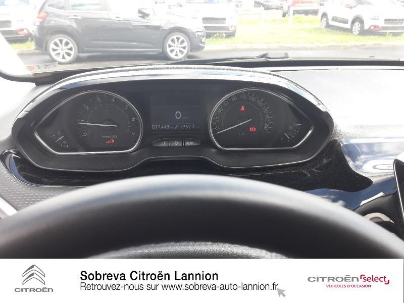 Photo 8 de l'offre de PEUGEOT 2008 1.2 PureTech 130ch E6.c Allure S&S à 16980€ chez Sobreva - Citroën Lannion