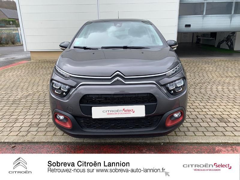 Photo 2 de l'offre de CITROEN C3 1.2 PureTech 83ch S&S C-Series à 17600€ chez Sobreva - Citroën Lannion