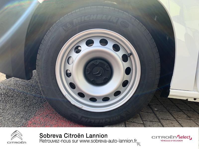 Photo 11 de l'offre de CITROEN Berlingo Van M 650kg BlueHDi 130 S&S Club à 17490€ chez Sobreva - Citroën Lannion