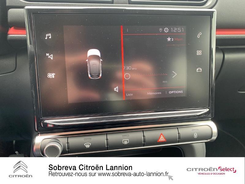 Photo 14 de l'offre de CITROEN C3 1.2 PureTech 83ch S&S C-Series à 17600€ chez Sobreva - Citroën Lannion
