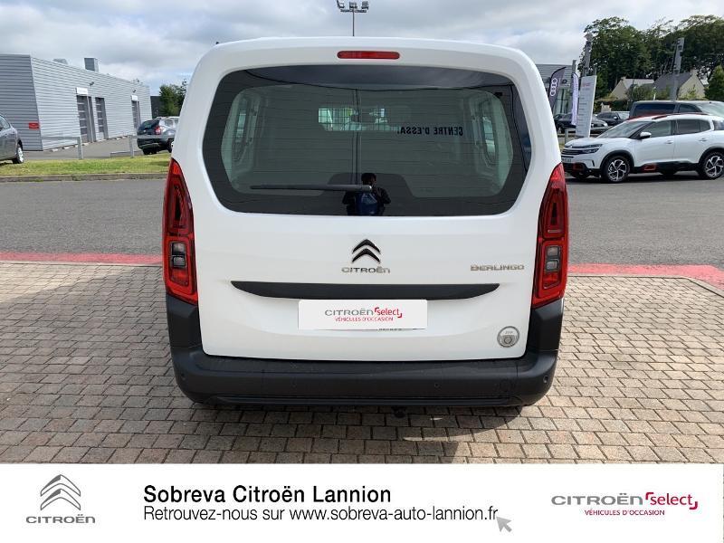 Photo 5 de l'offre de CITROEN Berlingo Van M 650kg BlueHDi 130 S&S Club à 17490€ chez Sobreva - Citroën Lannion
