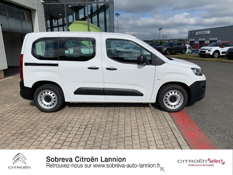 Photo 4 de l'offre de CITROEN Berlingo Van M 650kg BlueHDi 130 S&S Club à 17490€ chez Sobreva - Citroën Lannion