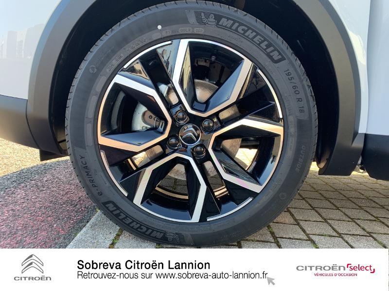 Photo 11 de l'offre de CITROEN C4 Moteur électrique 136ch (100 kW) Feel Pack Automatique à 36400€ chez Sobreva - Citroën Lannion