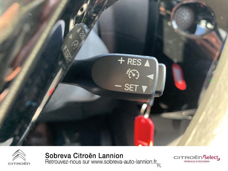 Photo 16 de l'offre de CITROEN C1 VTi 72 S&S Feel 5p E6.d à 12900€ chez Sobreva - Citroën Lannion