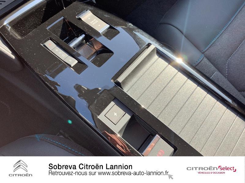 Photo 16 de l'offre de CITROEN C4 Moteur électrique 136ch (100 kW) Feel Pack Automatique à 36400€ chez Sobreva - Citroën Lannion