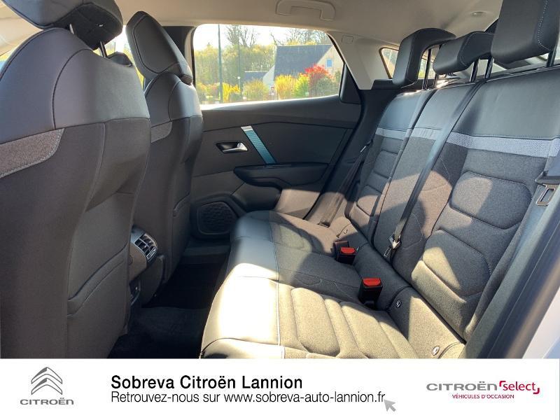 Photo 10 de l'offre de CITROEN C4 Moteur électrique 136ch (100 kW) Feel Pack Automatique à 36400€ chez Sobreva - Citroën Lannion