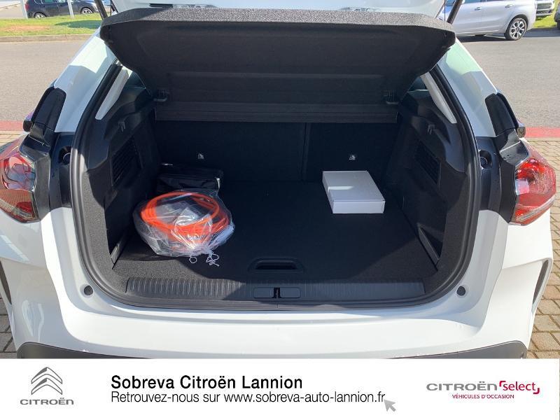 Photo 6 de l'offre de CITROEN C4 Moteur électrique 136ch (100 kW) Feel Pack Automatique à 36400€ chez Sobreva - Citroën Lannion