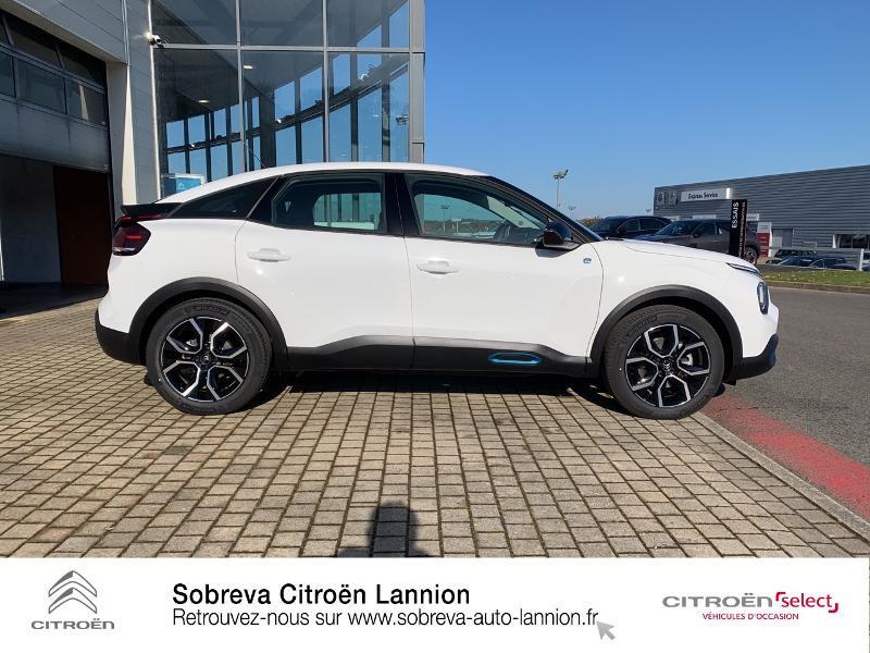 Photo 4 de l'offre de CITROEN C4 Moteur électrique 136ch (100 kW) Feel Pack Automatique à 36400€ chez Sobreva - Citroën Lannion