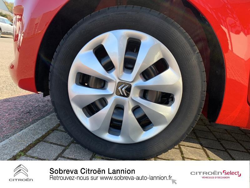 Photo 11 de l'offre de CITROEN C1 VTi 72 S&S Feel 5p E6.d à 12900€ chez Sobreva - Citroën Lannion