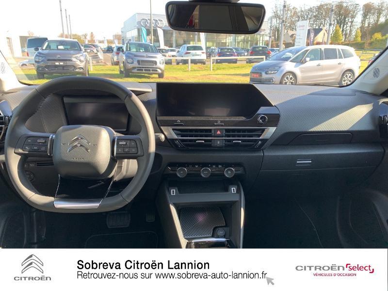 Photo 8 de l'offre de CITROEN C4 Moteur électrique 136ch (100 kW) Feel Pack Automatique à 36400€ chez Sobreva - Citroën Lannion
