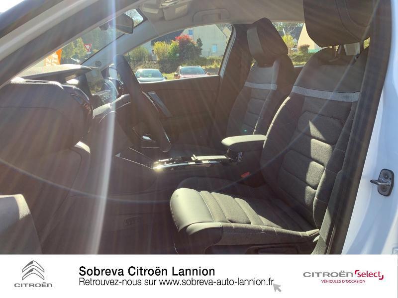 Photo 9 de l'offre de CITROEN C4 Moteur électrique 136ch (100 kW) Feel Pack Automatique à 36400€ chez Sobreva - Citroën Lannion
