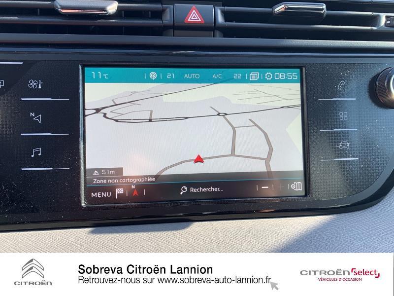 Photo 12 de l'offre de CITROEN C4 Picasso BlueHDi 120ch Business S&S 94g à 13200€ chez Sobreva - Citroën Lannion
