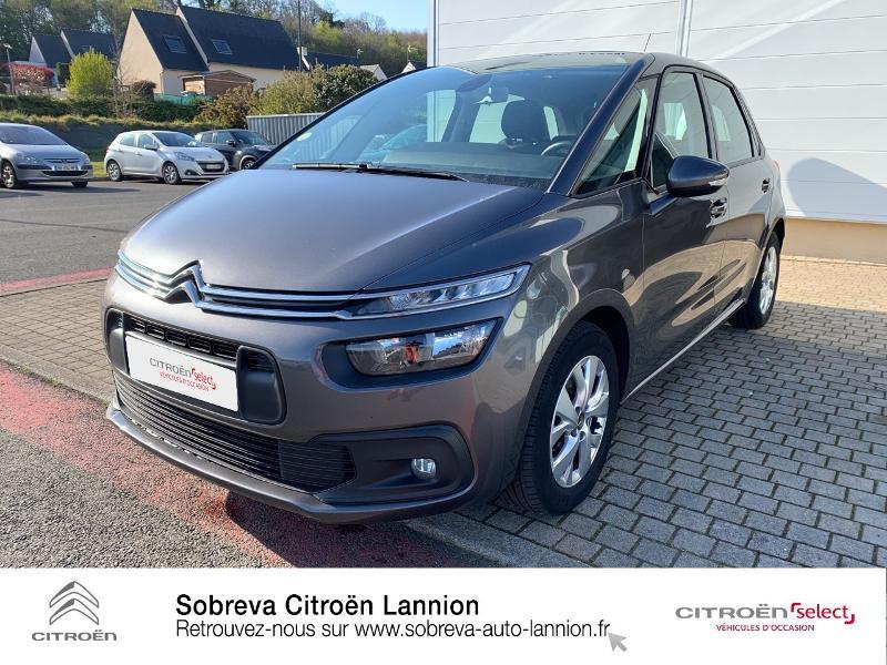 Photo 18 de l'offre de CITROEN C4 Picasso BlueHDi 120ch Business S&S 94g à 13200€ chez Sobreva - Citroën Lannion