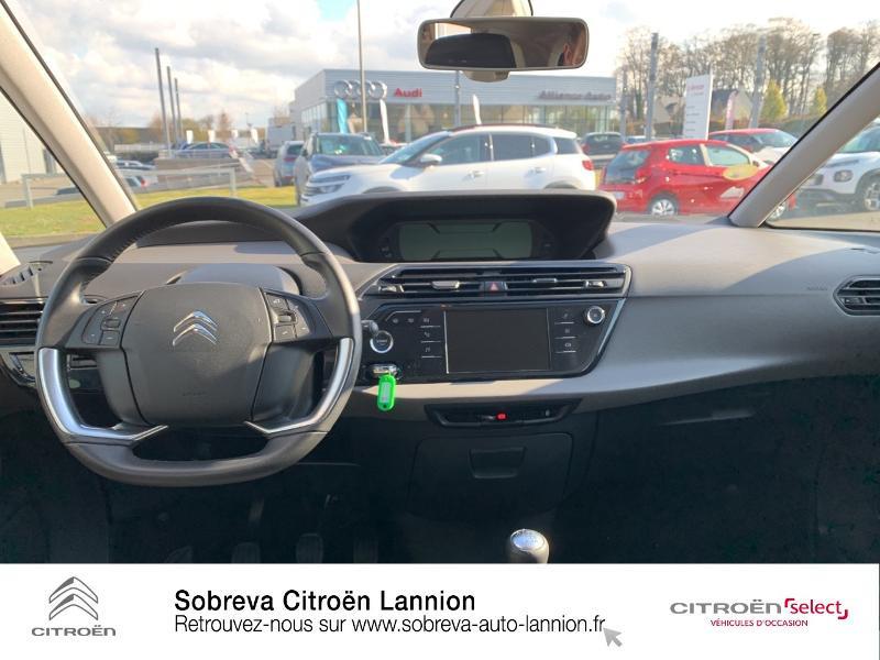 Photo 8 de l'offre de CITROEN C4 Picasso BlueHDi 120ch Business S&S 94g à 13200€ chez Sobreva - Citroën Lannion