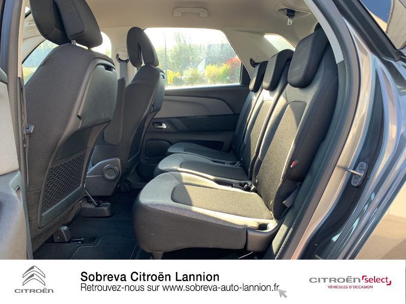 Photo 10 de l'offre de CITROEN C4 Picasso BlueHDi 120ch Business S&S 94g à 13200€ chez Sobreva - Citroën Lannion