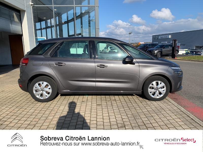 Photo 4 de l'offre de CITROEN C4 Picasso BlueHDi 120ch Business S&S 94g à 13200€ chez Sobreva - Citroën Lannion