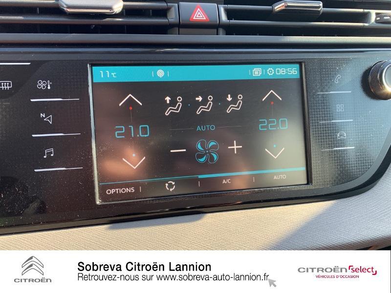 Photo 15 de l'offre de CITROEN C4 Picasso BlueHDi 120ch Business S&S 94g à 13200€ chez Sobreva - Citroën Lannion