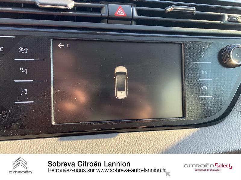 Photo 14 de l'offre de CITROEN C4 Picasso BlueHDi 120ch Business S&S 94g à 13200€ chez Sobreva - Citroën Lannion