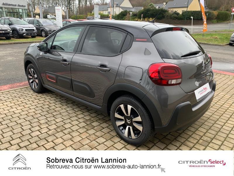 Photo 7 de l'offre de CITROEN C3 1.2 PureTech 83ch S&S C-Series à 17600€ chez Sobreva - Citroën Lannion