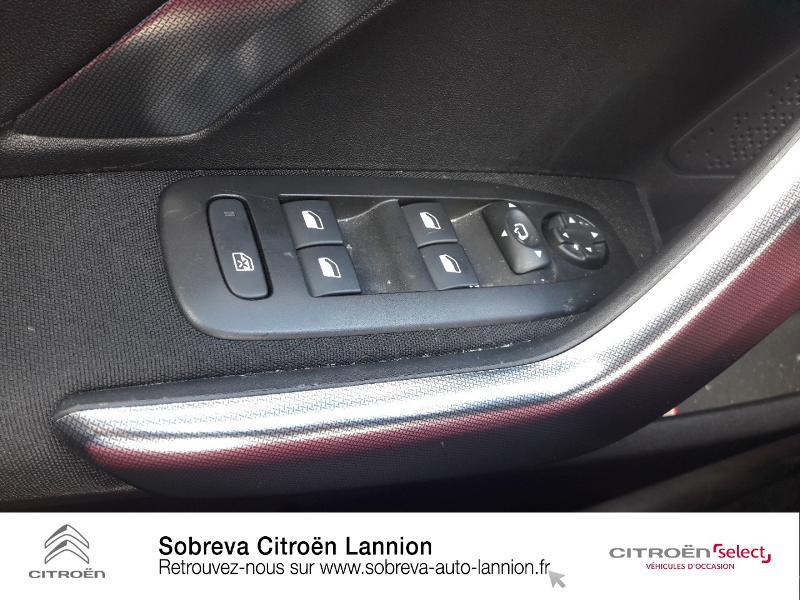 Photo 16 de l'offre de PEUGEOT 2008 1.2 PureTech 130ch E6.c Allure S&S à 16980€ chez Sobreva - Citroën Lannion