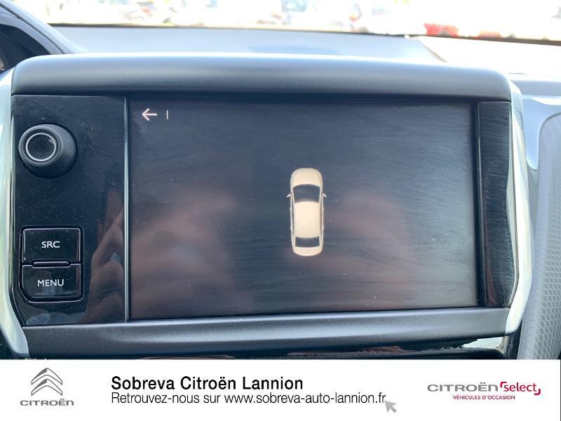 Photo 13 de l'offre de PEUGEOT 2008 1.2 PureTech 130ch E6.c Signature S&S à 15990€ chez Sobreva - Citroën Lannion
