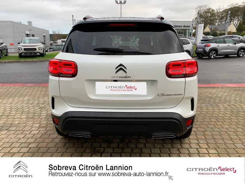 Photo 5 de l'offre de CITROEN C5 Aircross BlueHDi 180ch S&S C-Series EAT8 à 31990€ chez Sobreva - Citroën Lannion