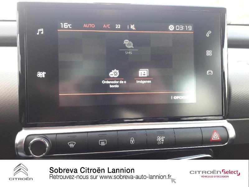 Photo 13 de l'offre de CITROEN C4 Cactus BlueHDi 100ch S&S Feel E6.d à 17990€ chez Sobreva - Citroën Lannion