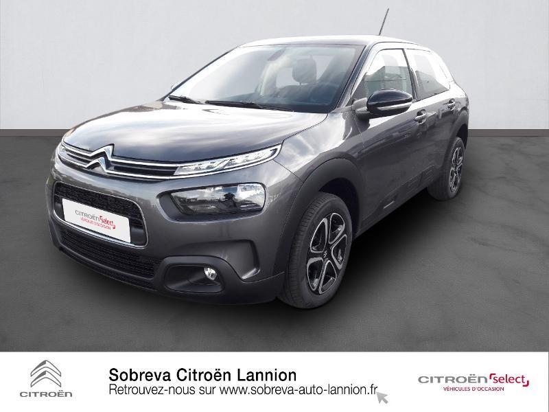 Photo 1 de l'offre de CITROEN C4 Cactus BlueHDi 100ch S&S Feel E6.d à 17990€ chez Sobreva - Citroën Lannion