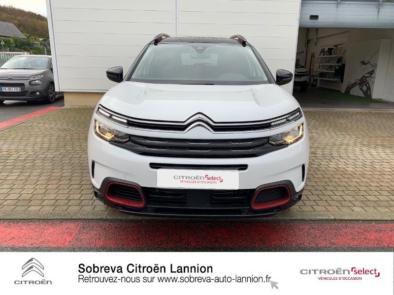 Photo 2 de l'offre de CITROEN C5 Aircross BlueHDi 180ch S&S C-Series EAT8 à 31990€ chez Sobreva - Citroën Lannion
