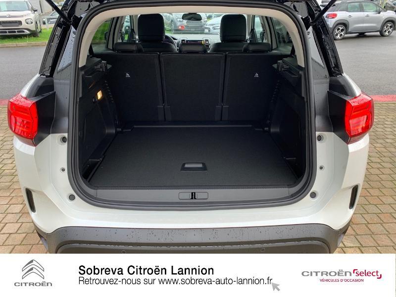Photo 6 de l'offre de CITROEN C5 Aircross BlueHDi 180ch S&S C-Series EAT8 à 31990€ chez Sobreva - Citroën Lannion